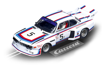 30896 Carrera D132 BMW 3.5 CSL, No.5, 6h Watkins Glen 1979