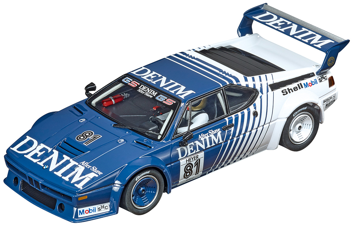 30925 Carrera Digital 132 BMW M1 Procar, No.81