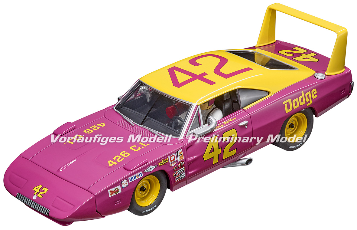 30941 Carrera Digital 132 Dodge Charger Daytona, No.42