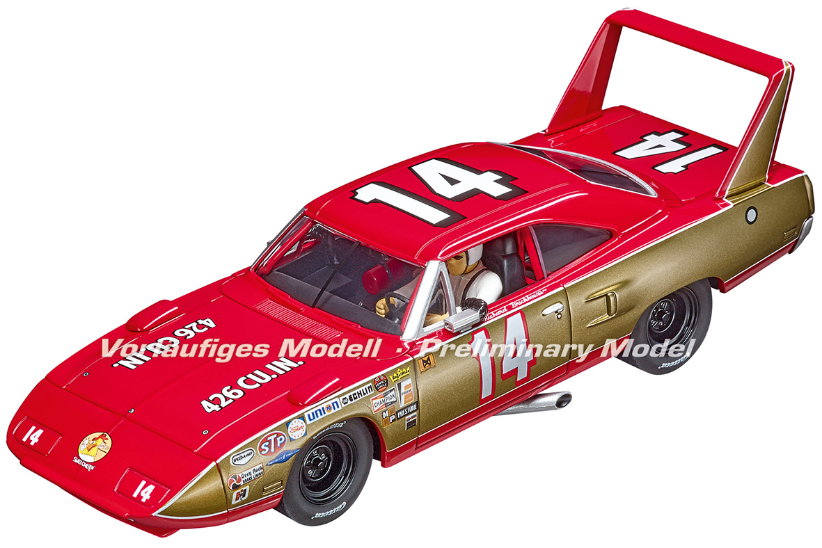 30944 Carrera Digital 132 Plymouth Superbird, No.14