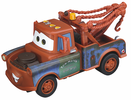 61183 Carrera GO!!! Disney/Pixar CARS Mater/Hook