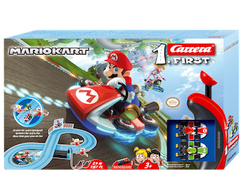 63026 Carrera First Nintendo Mario Kart