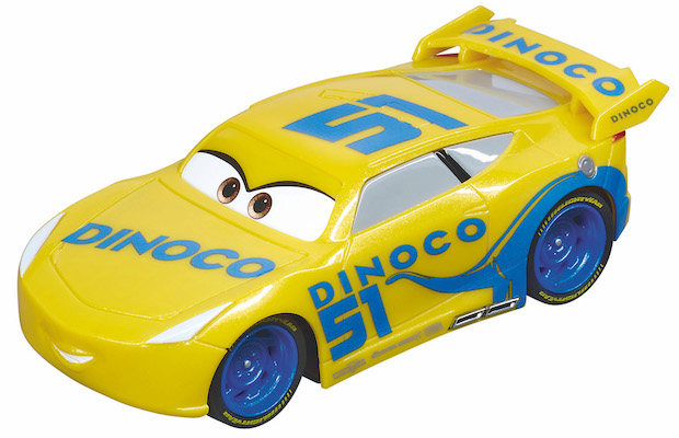 "Strip /""The King/"" Weathers Carrera GO!! 64107 Disney//Pixar Cars"