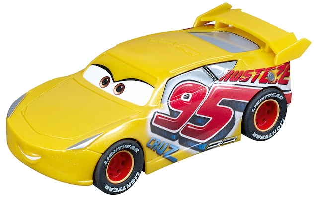 Carrera Go Disney Pixar Cars 3 Cruz Ramirez Toy Car