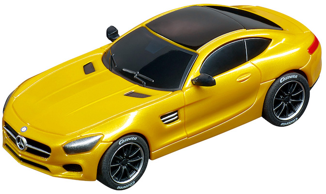 64119 Carrera GO!!! Mercedes AMG GT Coupé, Solarbeam