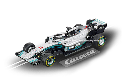 64128 Carrera GO!!! Mercedes-AMG F1 W09 EQ Power+ Lewis Hamilton