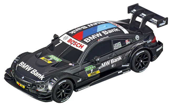 64131 Carrera GO!!! BMW M4 DTM, Bruno Spengler, No.7