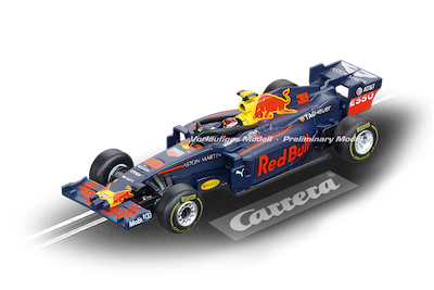 64144 Carrera GO!!! Red Bull Racing RB14, M.Verstappen, No.33