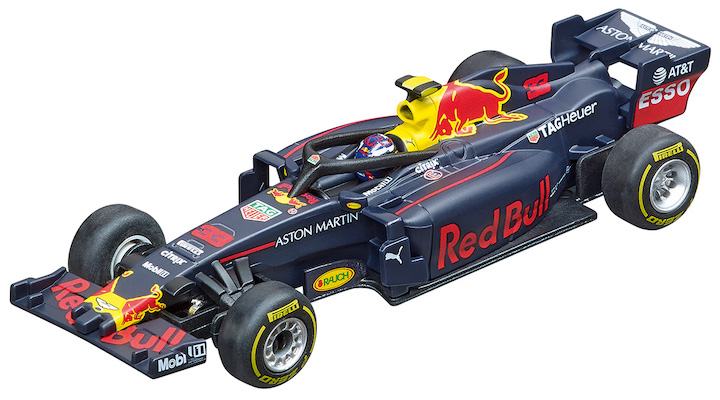 Carrera 64144 GO!!! Red Bull Racing RB14, Max Verstappen, No.33