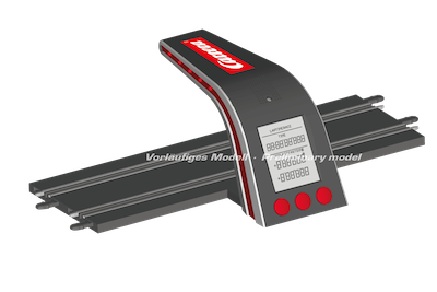 CARRERA GO Lap Counter NEW BRAND NEW UP TO 50 LAPS