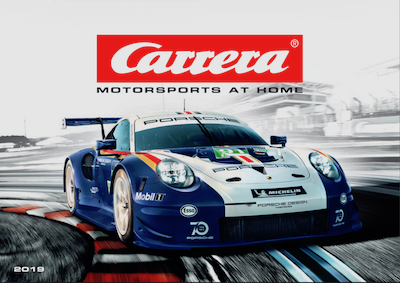71322 Carrera 2019 Product Catalog