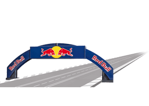 21125 Carrera Red Bull Bridge