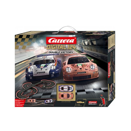 Carrera 23628 Digital 124 Double Victory Wireless+