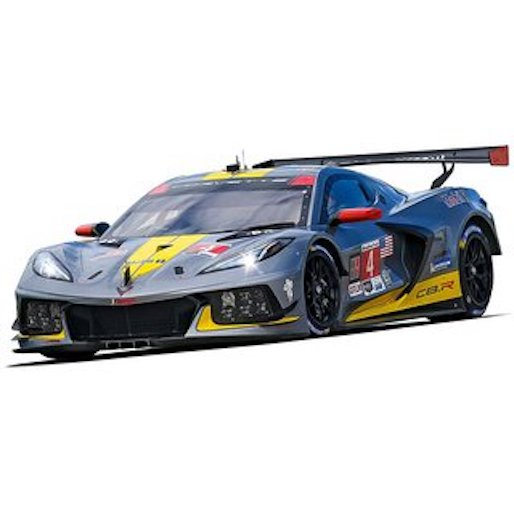 Carrera 23912 Digital 124 Chevrolet Corvette C8.R, No.4