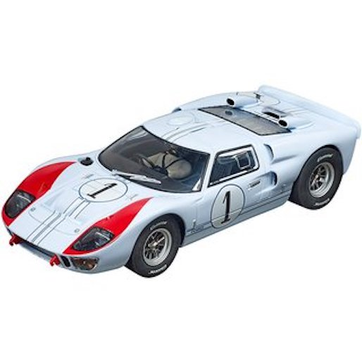 Carrera 23921 Digital 124 Ford GT 40 MKII, No.1, 1966