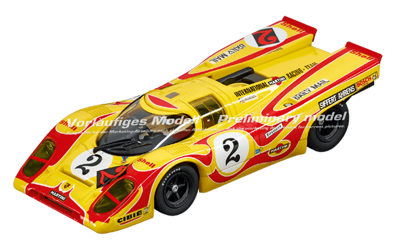 27498 Carrera Evolution Porsche 917K Martini International, No.2