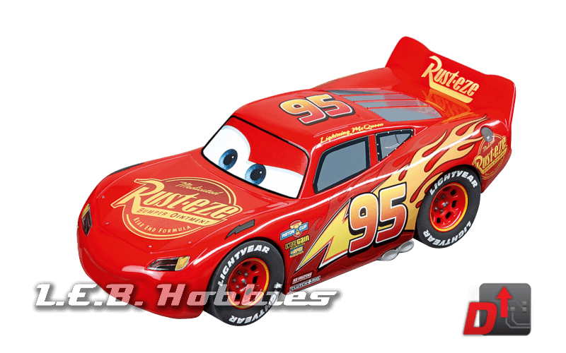 27539 Carrera Evolution Disney/Pixar CARS 3, Lightning McQueen