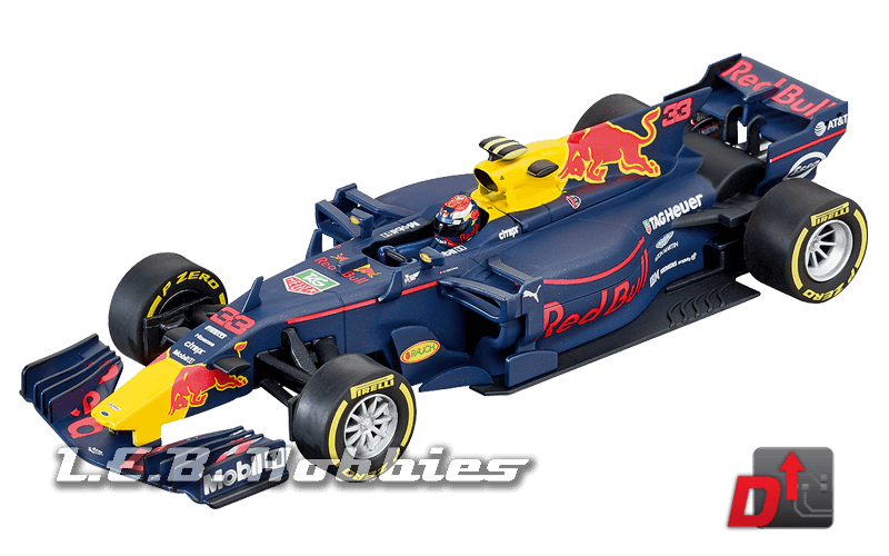 27562 Carrera Evo Red Bull Racing Tag Heuer RB13, Max Verstappen