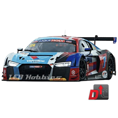 27592 Carrera Evolution Audi R8 LMS, No.22A