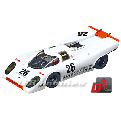 27606 Carrera Evolution Porsche 917K, No.26