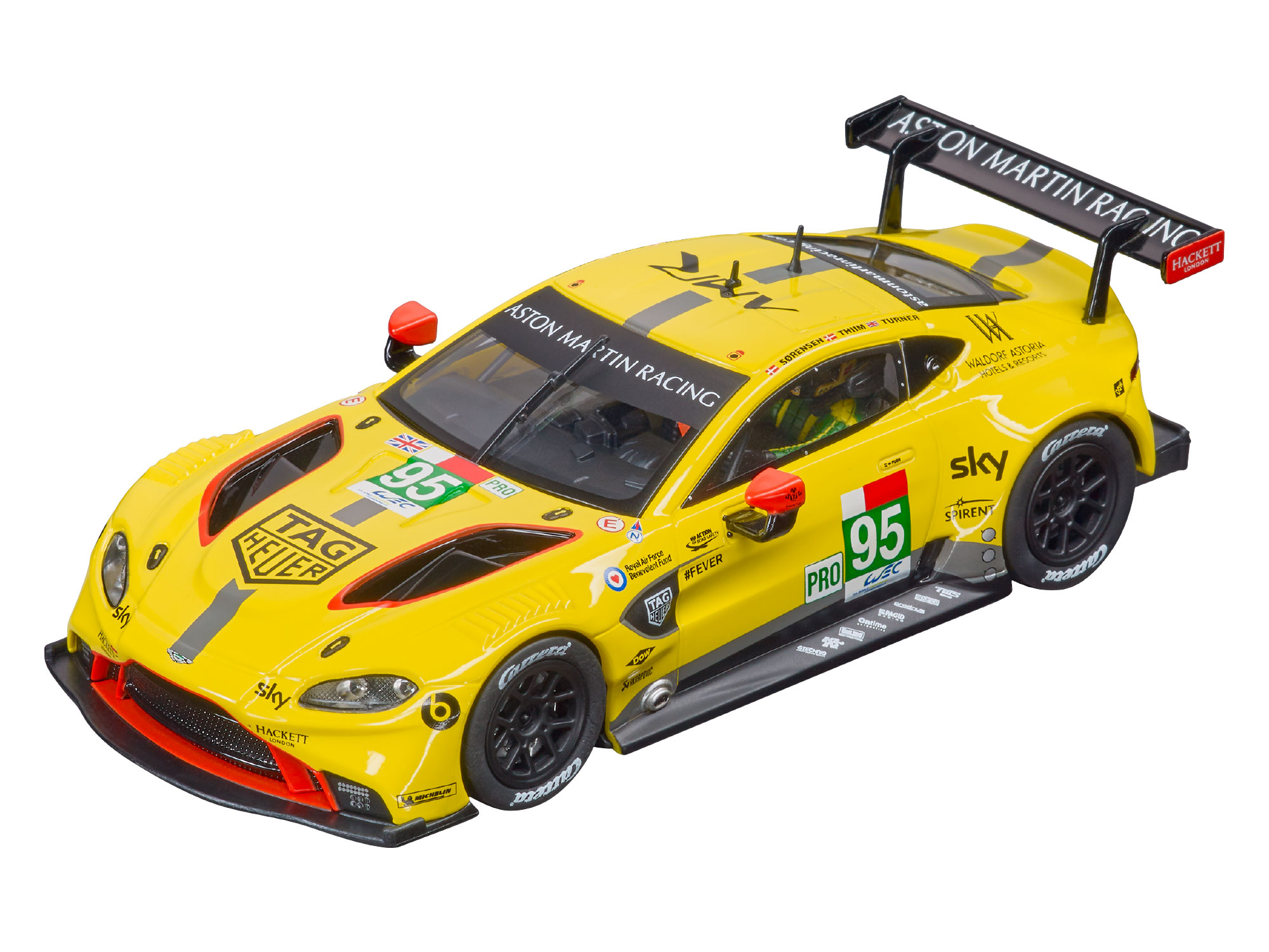 Carrera 27631 Evolution Aston Martin Vantage GTE, No.95