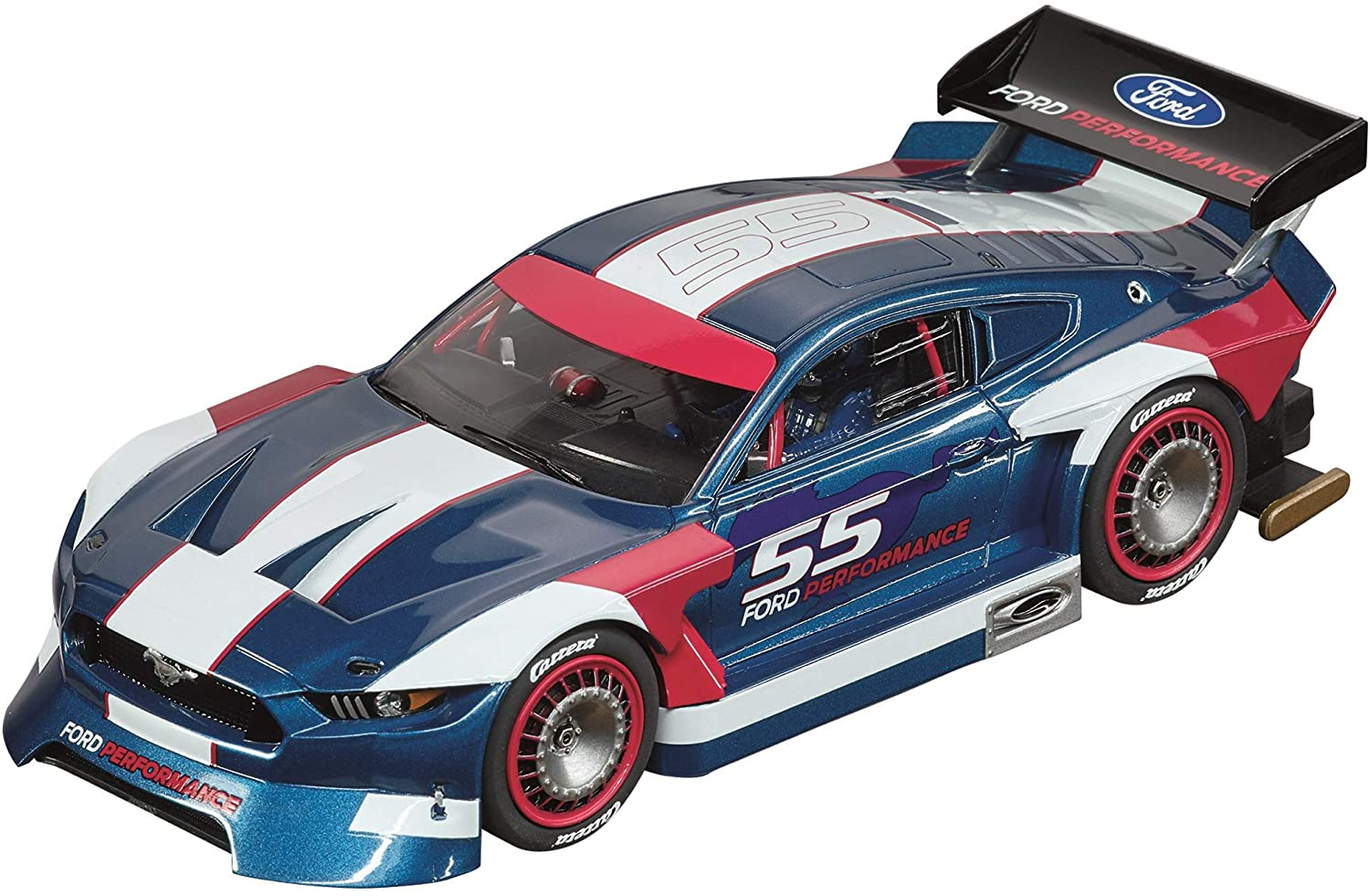 Carrera 27637 Evolution Ford Mustang GTY, No.55