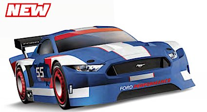 27637 Carrera Evolution Ford Mustang GTY, No.55