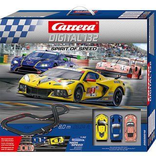 Carrera 30016 Digital 132 Spirit of Speed