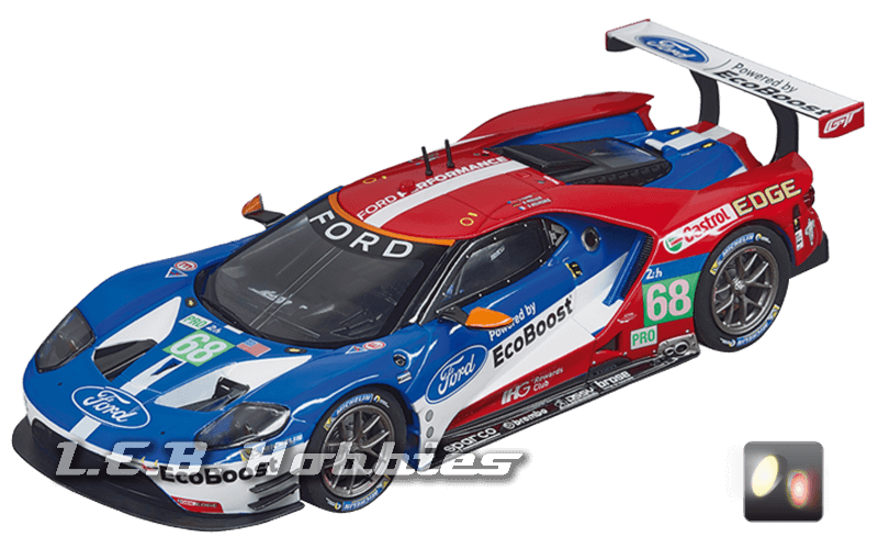 30771 Carrera Digital 132 Ford GT Race Car