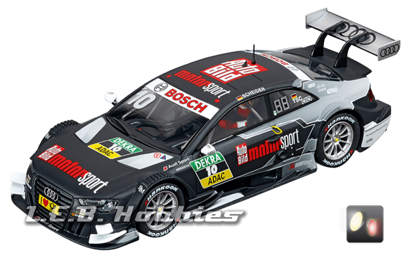 30779 Carrera Digital 132 Audi RS 5 DTM, Timo Scheider, No.10