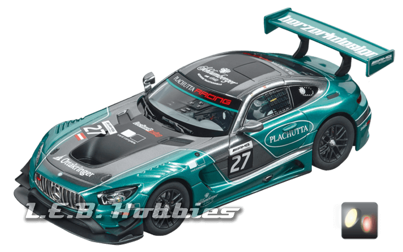 30783 Carrera Digital 132 Mercedes-AMG GT3 Lechner Racing, No.27