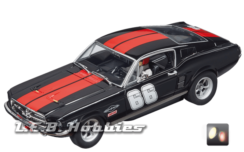 30792 Carrera Digital 132 Ford Mustang GT, No.66