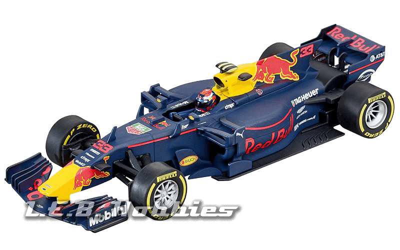 30818 Carrera D132 Red Bull Racing Tag Heuer RB13, M. Verstappen