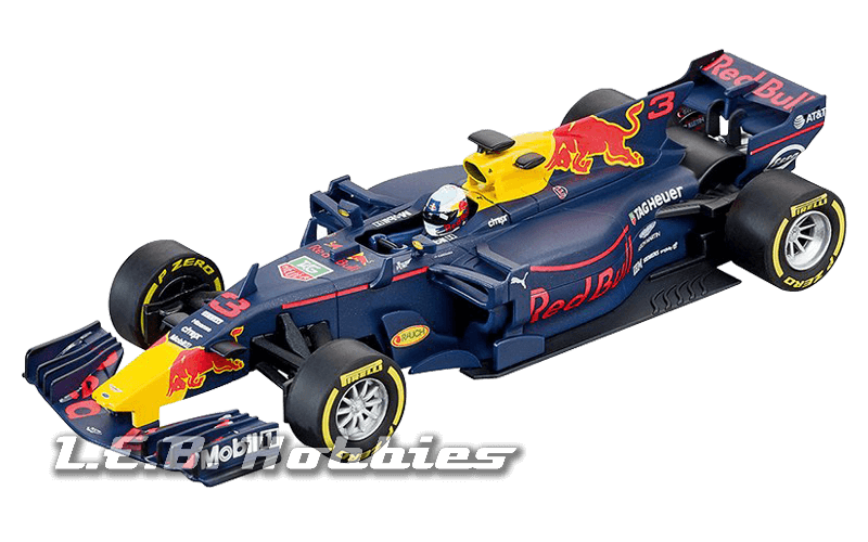 30819 Carrera D132 Red Bull Racing Tag Heuer RB13, D.Ricciardo