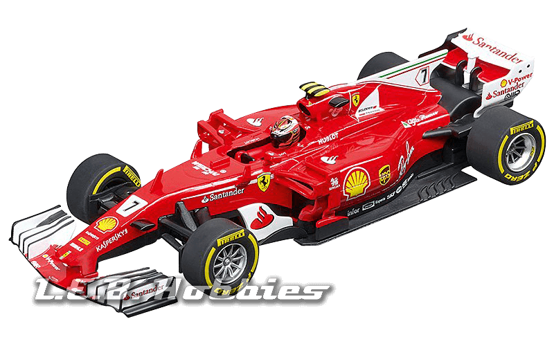 30843 Carrera Digital 132 Ferrari SF70H, Kimi Räikkönen, No.7