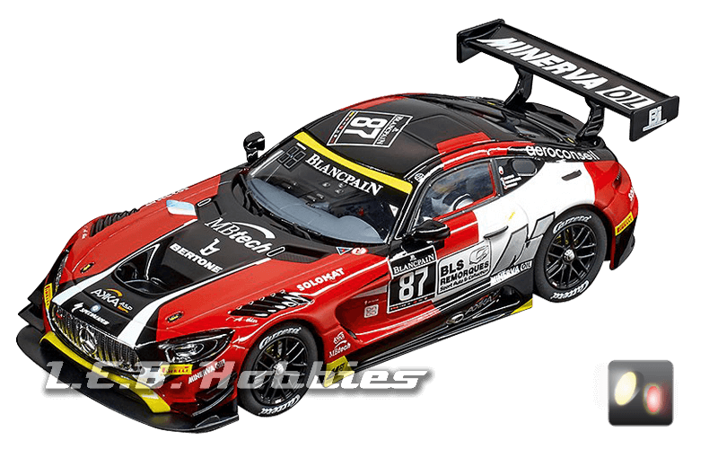 30846 Carrera Digital 132 Mercedes-AMG GT3, AKKA ASP, No.87
