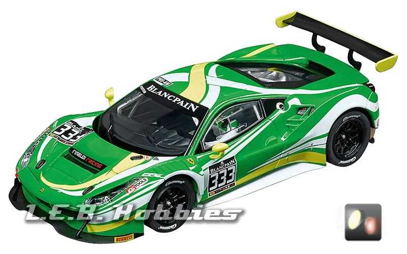 30847 Carrera Digital 132 Ferrari 488 GT3, Rinaldi Racing, No.33