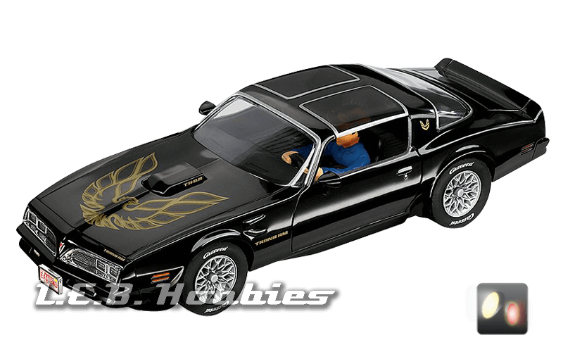 30865 Carrera Digital 132 Pontiac Firebird Trans Am