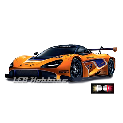 30892 Carrera Digital 132 McLaren 720S GT3, No.03