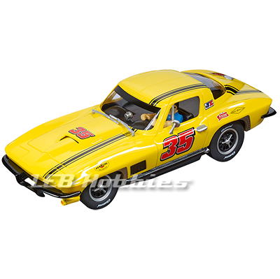 30906 Carrera Digital 132 Chevrolet Corvette Sting Ray, No.35