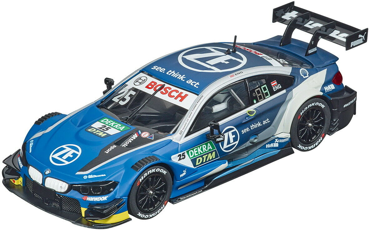 30938 Carrera Digital 132 BMW M4 DTM Philipp Eng, No.25