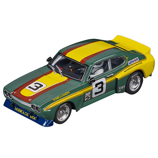 Carrera 27646 Evolution Ford Capri RS 3100, No.3, 1975