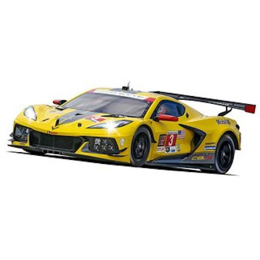 Carrera 27677 Evolution Chevrolet Corvette C8.R, No.3