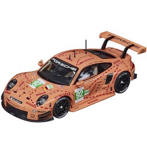 Carrera 30964 Digital 132 Porsche 911 RSR, Pink Pig Design No.92