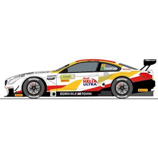 Carrera 30967 Digital 132 BMW M6 GT3, Team Schnitzer, No.42