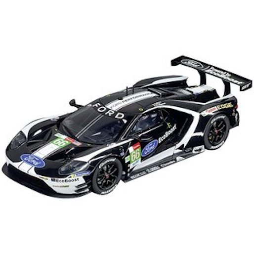 Carrera 30970 Digital 132 Ford GT Race Car, No.66