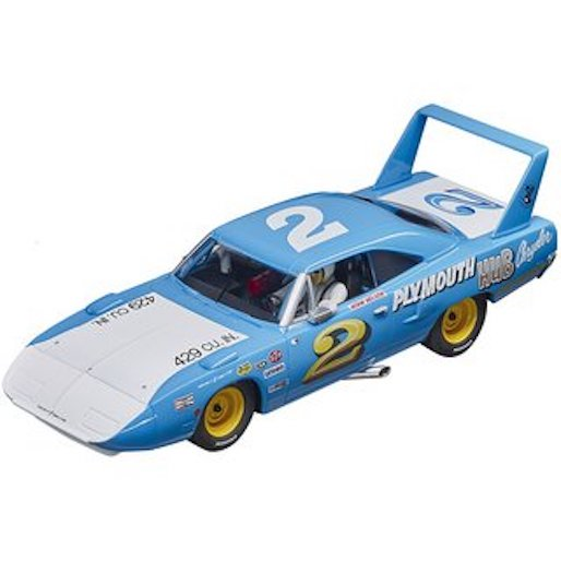 Carrera 27658 Evolution Plymouth Superbird, No.2