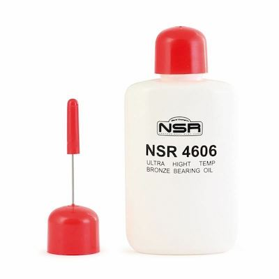 NSR4606 NSR Ultra High Temperature Bronze Bearing Oil, 30ml