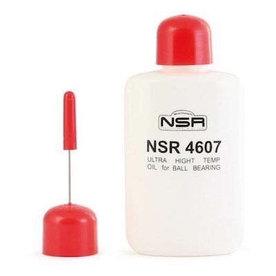 NSR4607 High Temperature Synthetic Oil for Ball Bearings, 30ml