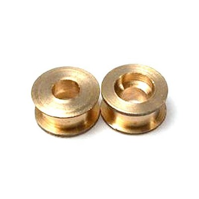 NSR4804 NSR 2.5mm Axle Bushings For Ninco, Oilites Autolubricant
